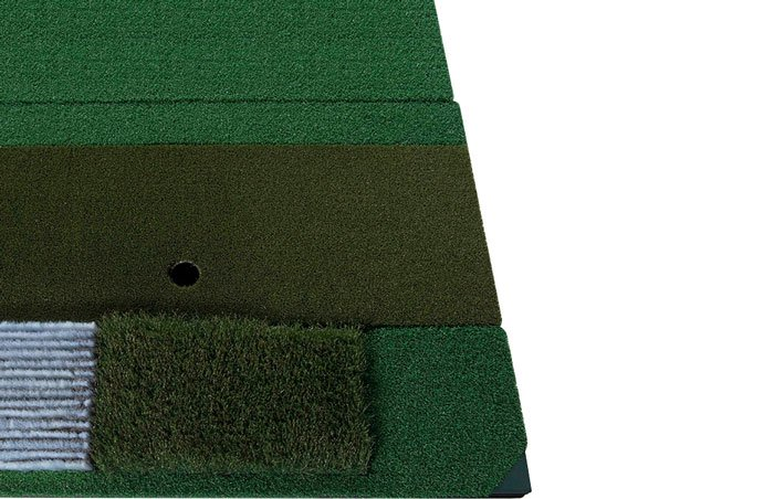Golfzon Simulators Fairway, Rough and Bunker mats
